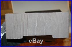 1st Generation Hand Made Wood Grain Style Unglazed'Yamaaki' Bonsai Tree Pot 12