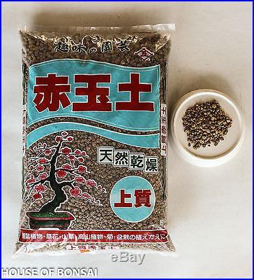 Akadama japanese bonsai soil medium 18lbs