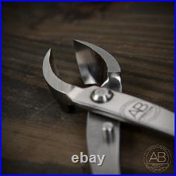 American Bonsai Stainless Steel ROUNDED Concave Cutter Series 11