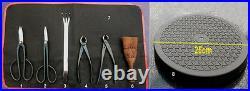 BONSAI Werkzeugset 8tlg -Tool Set 8 pieces TOP JAPAN Ware