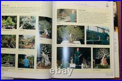 Bonsai Master Class Craig Coussins book, plant tree pots tools techniques