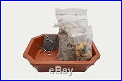 Bonsai Potting Kit, 6.25 Bonsai Pot Included New