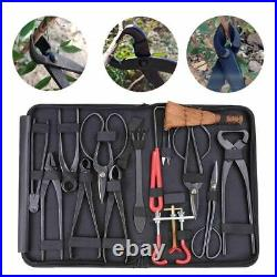 Bonsai Tools Set Garden Kit Shears Gardening Tree Scissors Japanese Cutter Garde