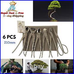 Bonsai Tree Trimmer Tool Cutting Scissors Knob Cutter Pliers Trunk Splitter Set