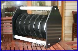 Bonsai Wire Caddy Black spools prevent birds nests of your Aluminium wire