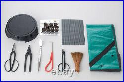 F/S Bonsai Primer Care Tool 10 Piece Set Japanese Beginner Made in Japan