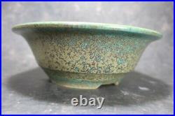 Genuine Japanese Bonsai pot Aiba Koyo from Tokoname