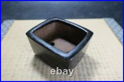 Genuine Japanese Bonsai pot Imaoka Machinao