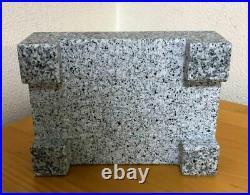 Granite Stone Handmade Bonsai stand table Flower vase stand Ikebana Small size