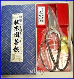 Japan Ikebana Scissors Shears Flower Arrangement Japanese Antique Blade Kado 2