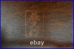 Japanese Bonsai Stand Bonsai Pot table 34.0X 23.5X h10cm Rectangle H094