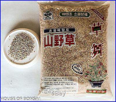 Japanese Shohin bonsai soil mix 14L