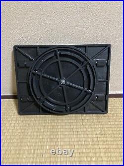 KANEKO BONSAI Tools Square Turntable Stand 11.8 x 15.7 x 2.3 New From JPN