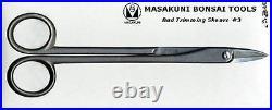 MASAKUNI BONSAI TOOLS BUD TRIMMING SHEARS 0003 Made in Japan #3