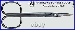 MASAKUNI BONSAI TOOLS Trimming Shear 0028 Made in Japan