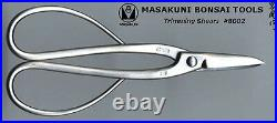MASAKUNI BONSAI TOOLS Trimming Shear 8002 Made in Japan