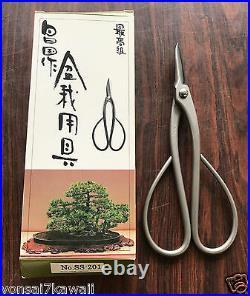 MASAKUNI BONSAI TOOLS Trimming Shear Stainless steel 201 Made in Japan #SS201