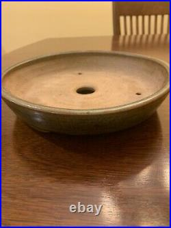 Nick Lenz Round 9 Bonsai Pot