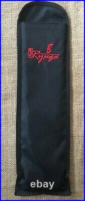 Ryuga Bonsai Tools 395mm Black Carbon Steel Trunk Splitter (Extra Large)
