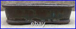 Special Edition Rectangular Erin Bonsai Pot 21x16.5x5cm PREM-SE15