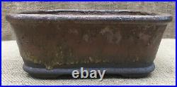 Special Edition Rectangular Erin Bonsai Pot 22.5x18.5x8.5cm PREM-SE14