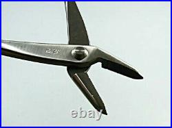 Stainless Bonsai Pliers Large L215mm KANESHIN No. 819 From Japan with Tracking