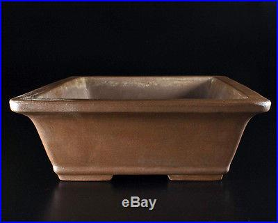TOKONAME BONSAI POT Yamaaki, Tokoname bonsai pot