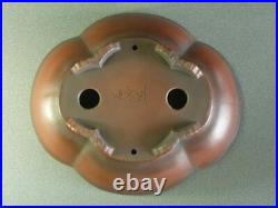 Tokoname Bonsai pot BIGEI 194mm x 169mm x 48mm