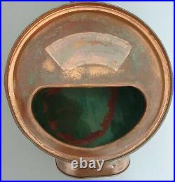 Tolle hochwertige Bonsai Kanne Kaneshin hand made Kupfer aus Gifu, Japan