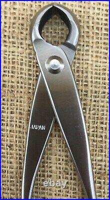Yagimitsu Japanese Bonsai Tools 180mm Stainless Steel Knob Cutter