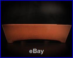Yixing Exhibition Quality Hand Made Bonsai Pots (Tokoname Style)